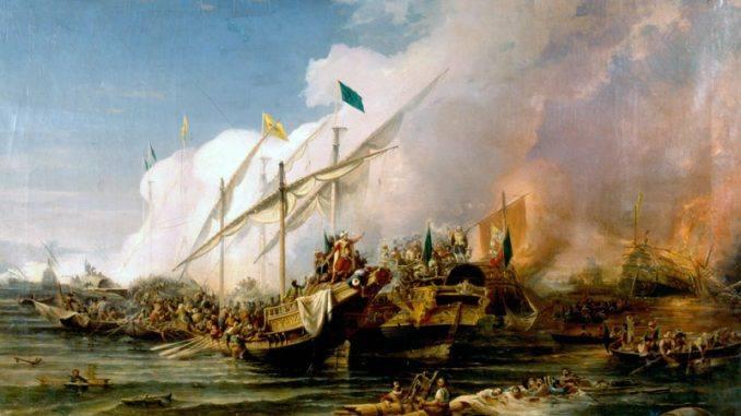 Σαν σήμερα: 28 Σεπτεμβρίου του 1538 έγινε η Ναυμαχία της Πρέβεζας