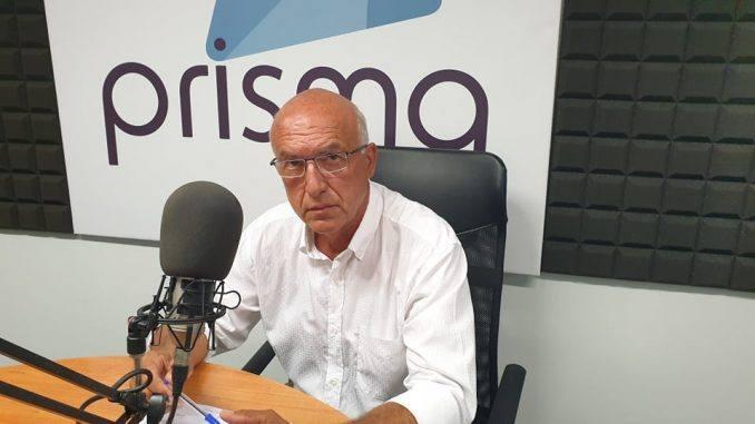 Ο πολιτικός μηχανικός Παναγιώτης Ρεμπής στον Prisma 91,6 για την επισκευή των κρηπιδωμάτων στην παραλία και την αναβάθμιση των Ιαματικών Λουτρών