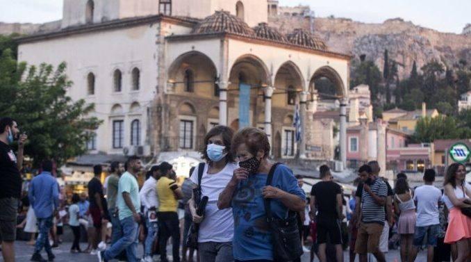 Κορονοϊός: 3.199 νέα κρούσματα, 43 νεκροί, 355 διασωληνωμένοι